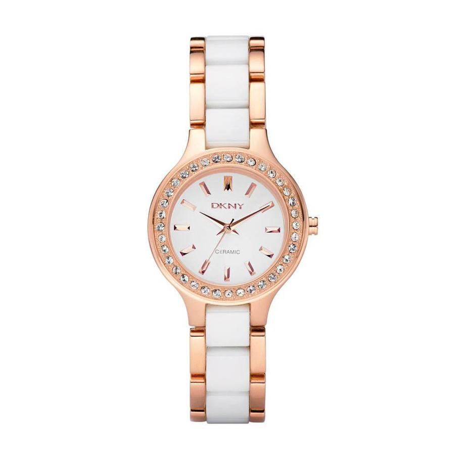 Ceramic dames horloge NY8141