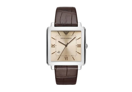 Emporio Armani Modern Square heren horloge AR11098