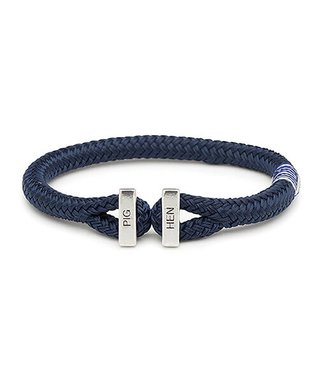 Pig & Hen Icy Ike Navy/Silver