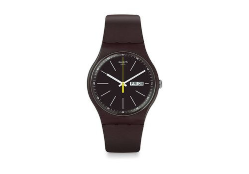 Swatch Blue Browny SUOC704