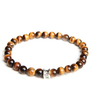 Gemini Basic Tiger Eye 6mm