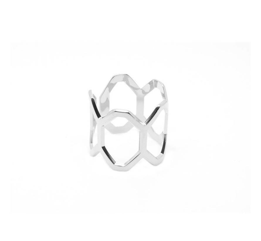 Honeycomb ring BA-26.S