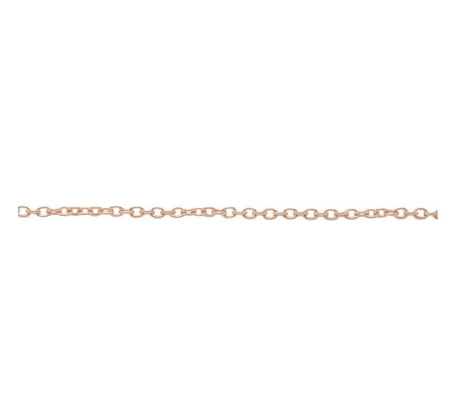 Simple Branded chain 80cm CH-03.P