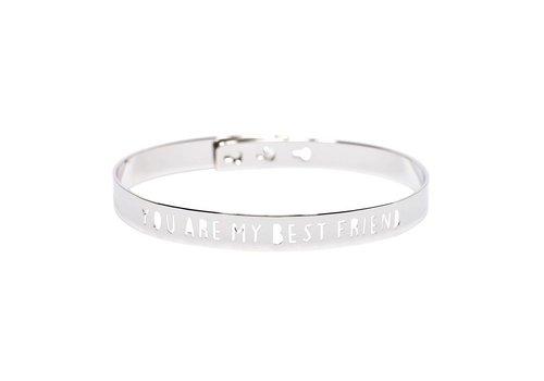 "Mya Bay ""You are my best friend"" bracelet JL-15.S"