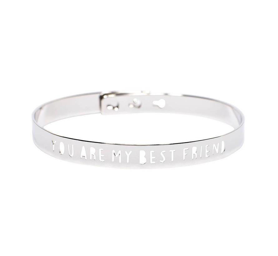 """You are my best friend"" bracelet JL-15.S"