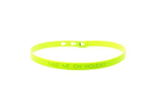 "Mya Bay ""Take me on holiday"" bracelet SC-13"