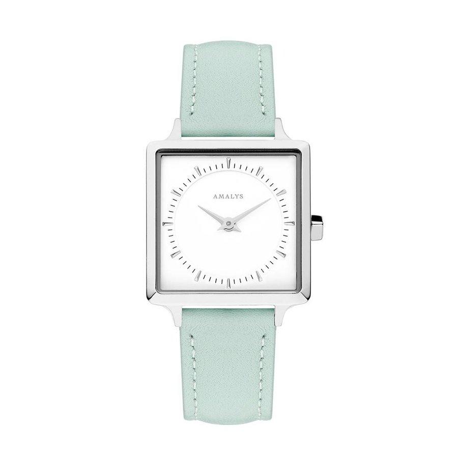 Zoé dames horloge AMW-010