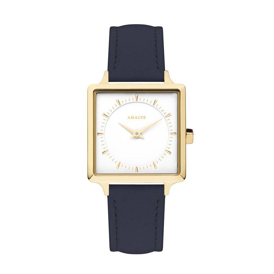 Violet dames horloge AMW-016