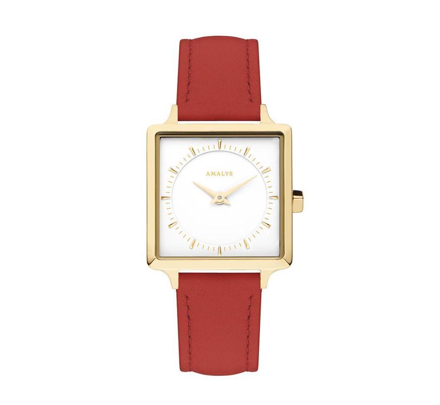 Adeline dames horloge AMW-012