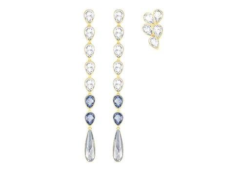 Swarovski Gipsy Pierced Earrings Set 5264975