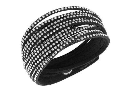 Swarovski Slake Bracelet Black 5120197