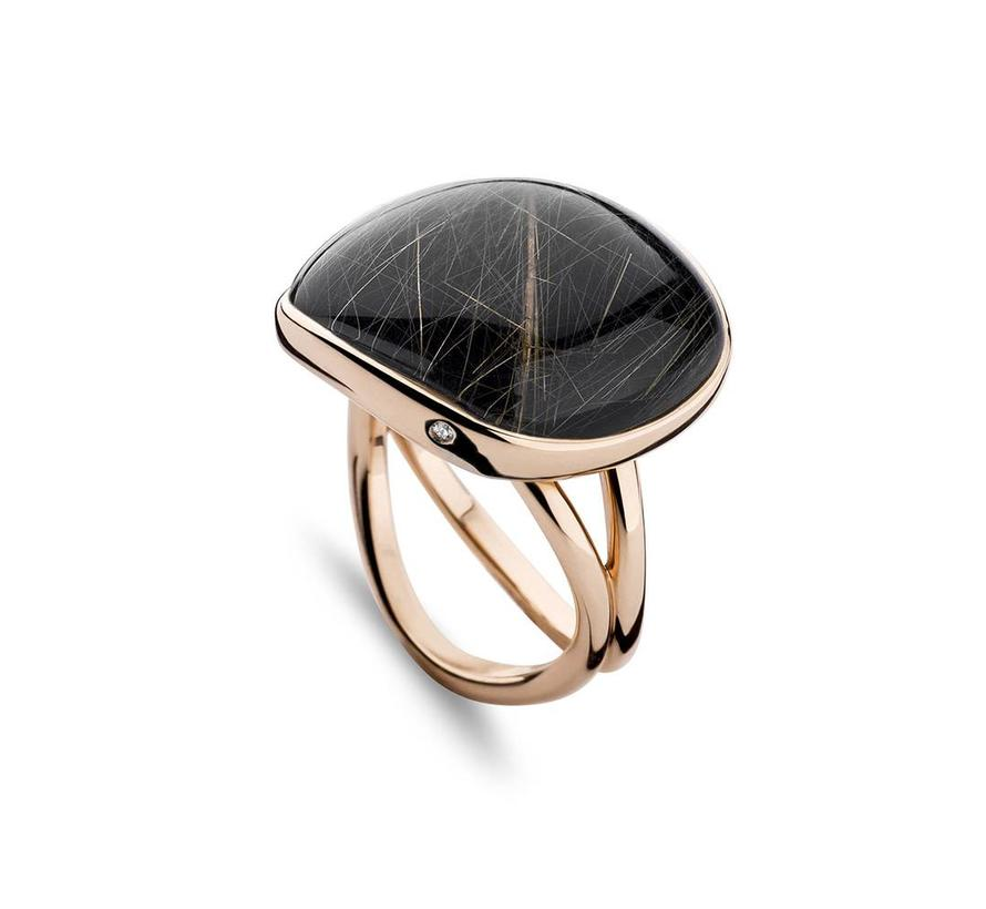ring Chloe 20R133Rrutonyx 0.01ct