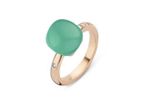 Bigli ring Mini Sweety 20R88Rlemagvermp 0.02ct