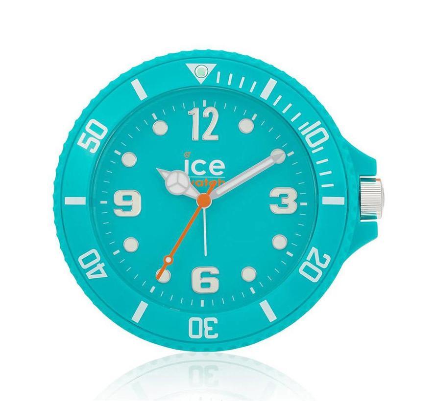Alarm Clock - Turquoise - 13cm - 015199