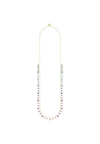 Swarovski Attract collier gold 5402031