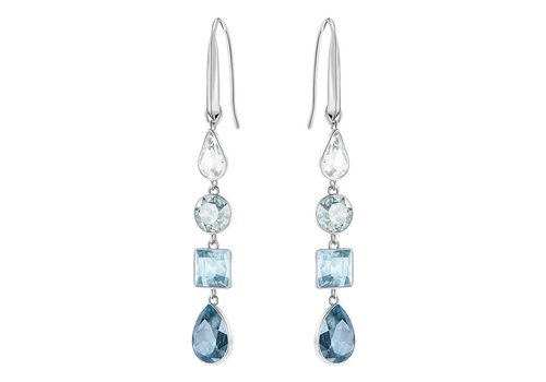 Swarovski Lisanne pierced earrings 5395238