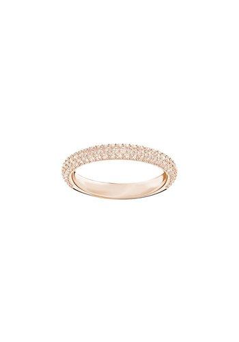 Swarovski Stone ring MN silk/rose