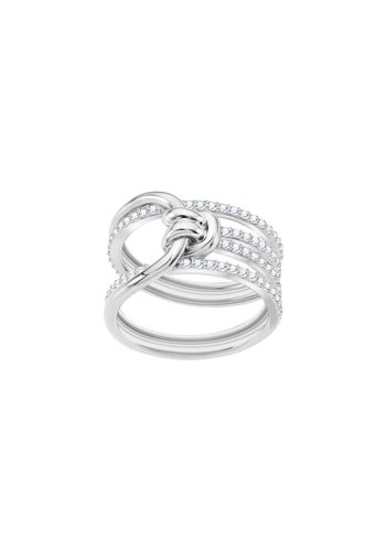 Swarovski Lifelong ring silver