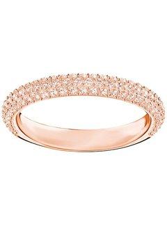 Swarovski Stone ring rose