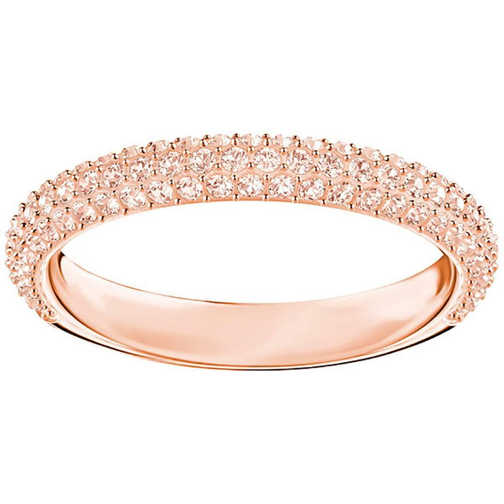 swarovski stone ring rose juwelier willems. Black Bedroom Furniture Sets. Home Design Ideas
