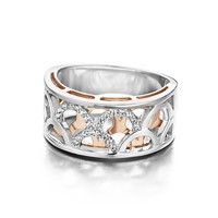 dames ring R/1256 Size 56