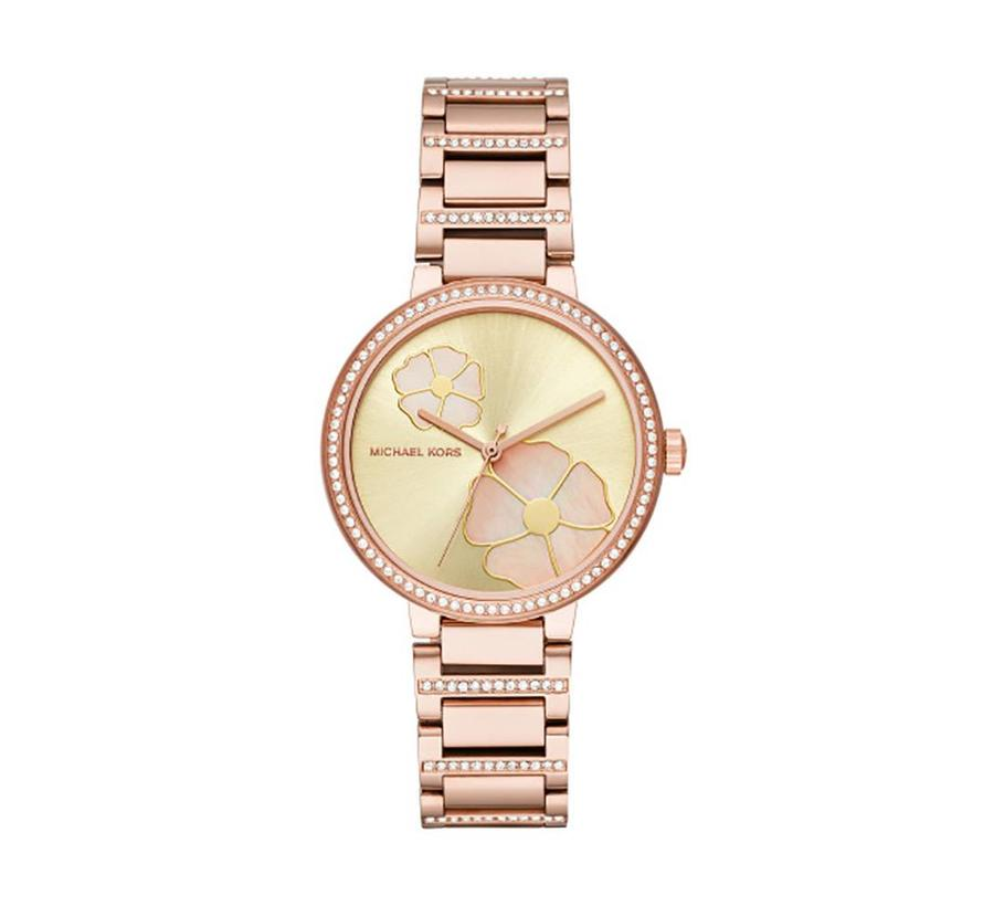 Courtney dames horloge MK3836