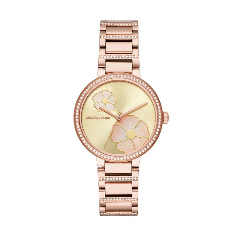 Courtney dames horloge MK3836