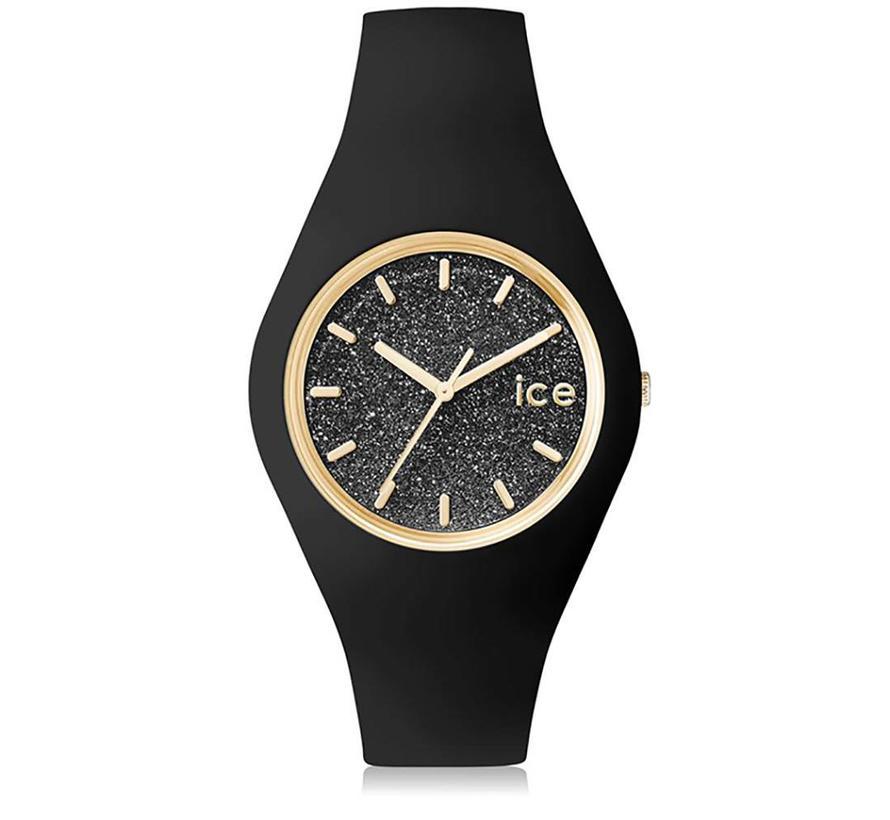 Ice Glitter - Black - Medium 001356