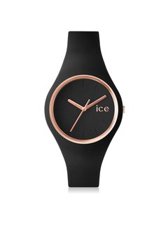 Ice Watch Ice Glam - Black Rose gold - Small 000979