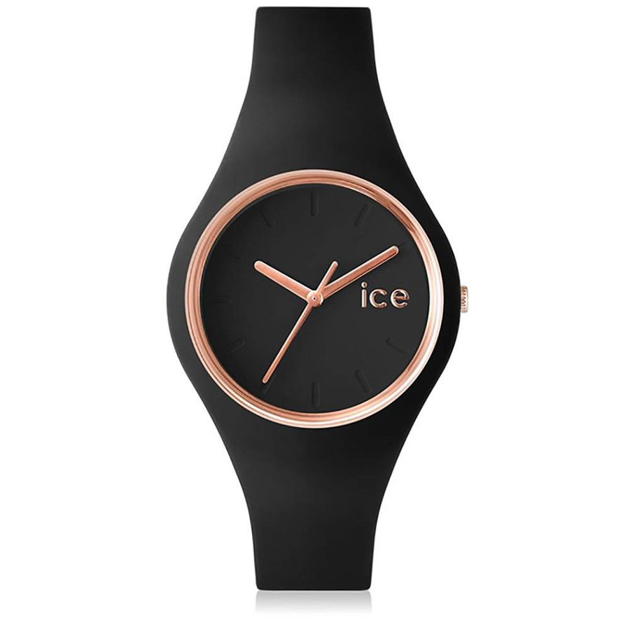 Ice Glam - Black Rose gold - Small 000979