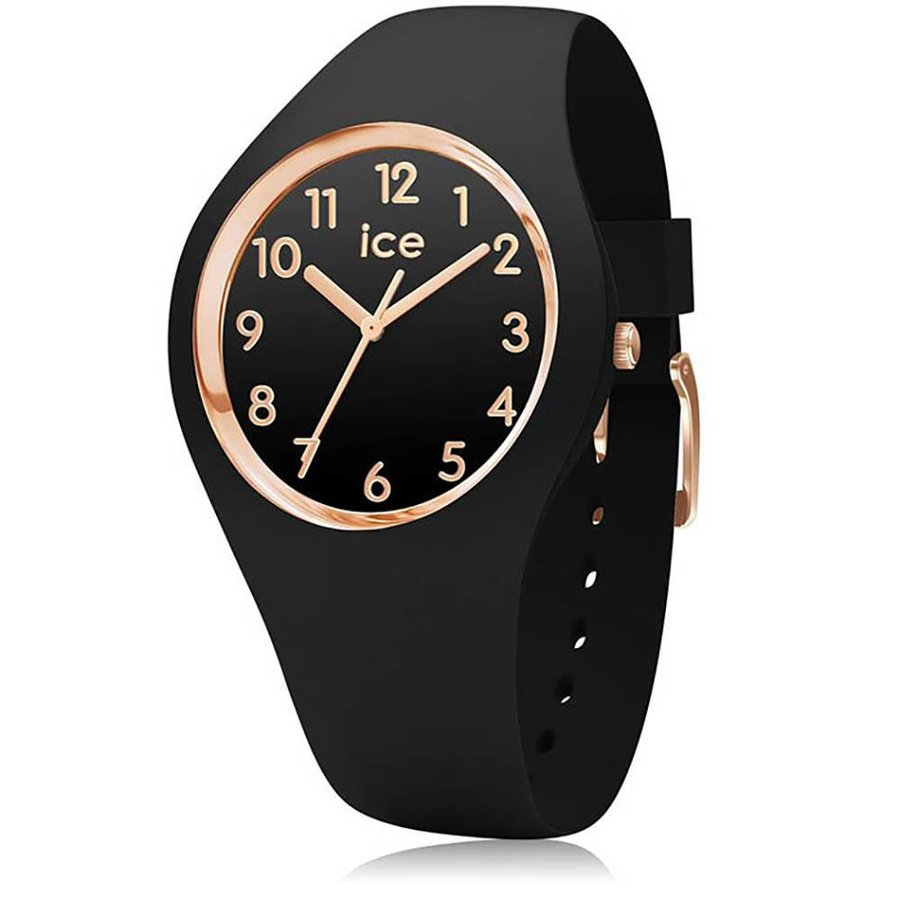 Ice Glam - Black Rose Gold Numbers - Small 014760