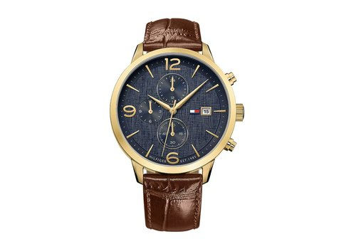 Tommy Hilfiger Liam heren horloge 1710359