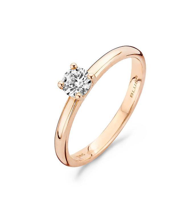 Blush ring 14kt 1133RZI
