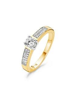 Blush ring 14kt 1144BZI