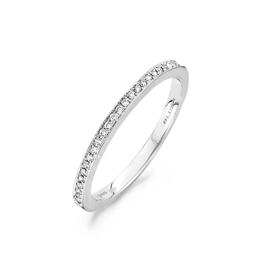 ring 14kt Diamonds 1607WDI 0.10ct