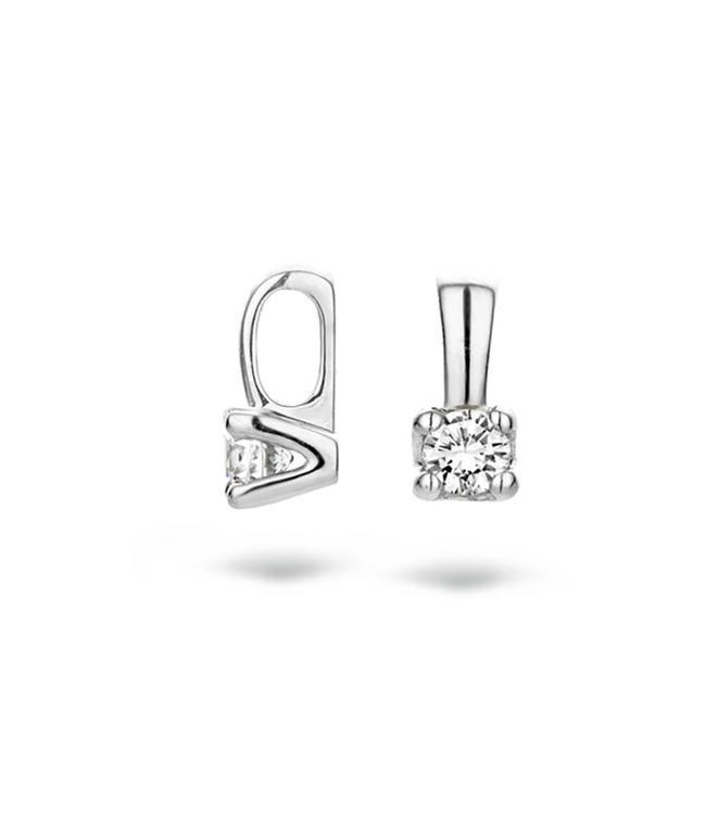 Blush Diamonds hanger 14kt Diamonds 6600WDI 0.05ct