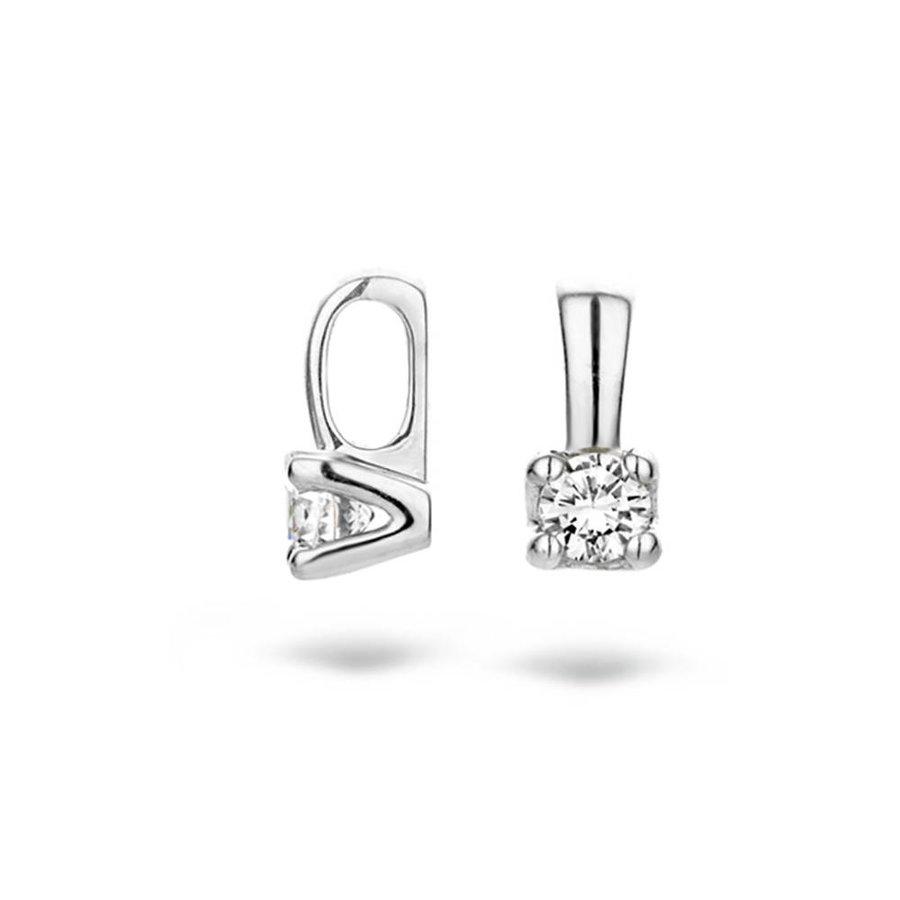 hanger 14kt Diamonds 6600WDI 0.05ct