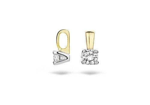 Blush Diamonds hanger 14kt Diamonds 6601BDI 0.10ct