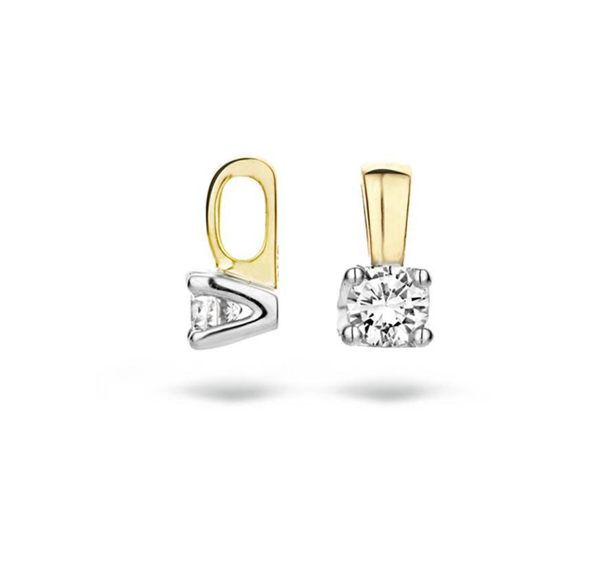 hanger 14kt Diamonds 6601BDI 0.10ct