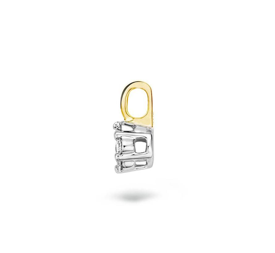 hanger 14kt Diamonds 6603BDI 0.07ct