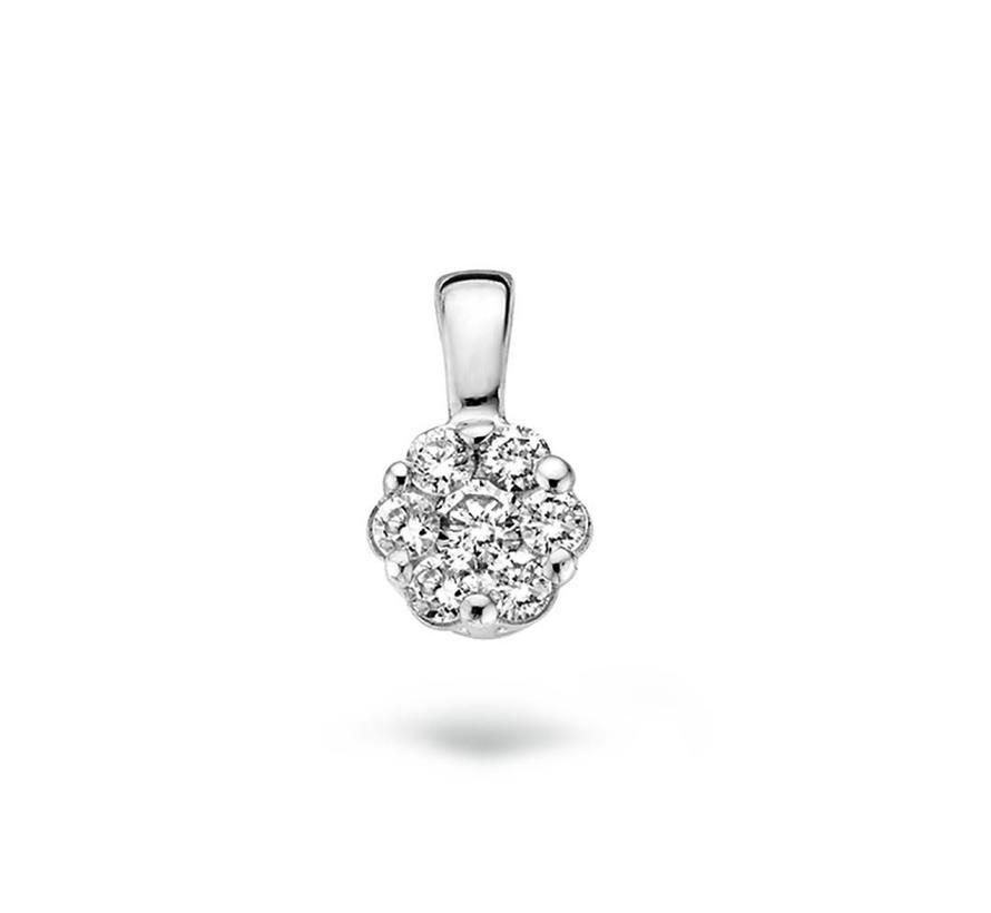 hanger 14kt Diamonds 6604WDI 0.11ct