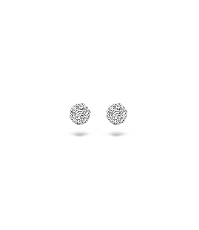 Blush Diamonds oorbellen 14kt Diamonds 7603WDI 0.10ct