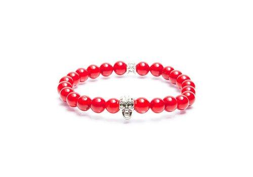 Gemini Red Skull