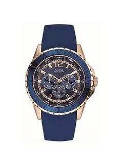Guess Maverick heren horloge W0485G1