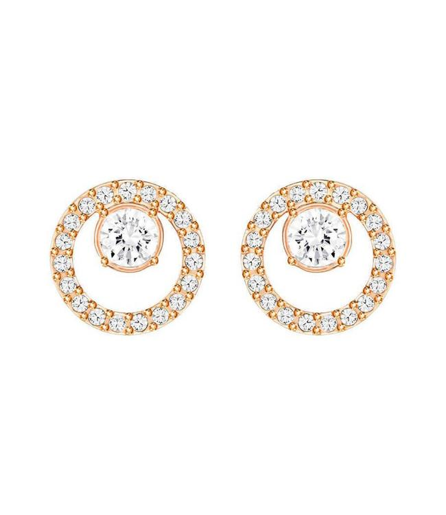 Swarovski Creativity pierced earrings small 5199827