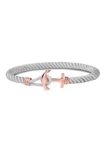 Paul Hewitt Anchor bracelet phrep lite ip rose gold PH-PHL-N-R-Gr