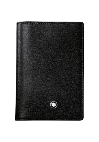 Montblanc Meisterstück Business Card Holder with Gusset 7167