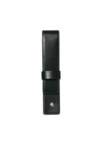 Montblanc Meisterstuck Pen Pouch Clasp Black 14309