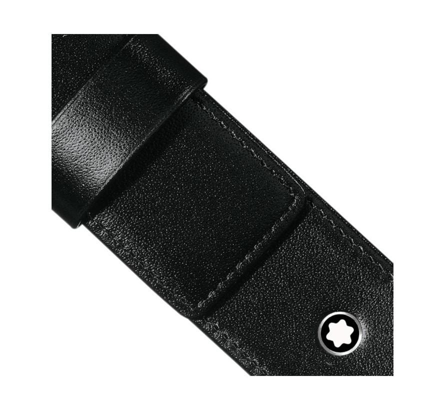 Meisterstuck Pen Pouch Clasp Black 14309