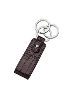 Montblanc Meisterstuck Selection Key Fob Mocha 113509